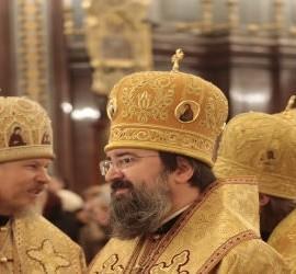 Jerarcas de la Iglesia ortodoxa rusa