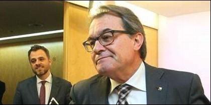 Artur Mas (CDC).