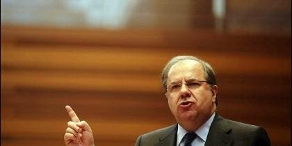 Juan Vicente Herrera en el debate sobre el estado de la Comunidad