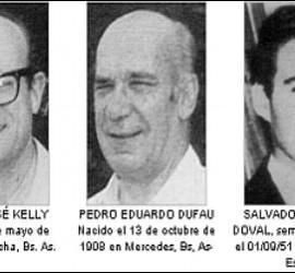 Sacerdotes y seminaristas palotinos asesinados por la dictadura argentina