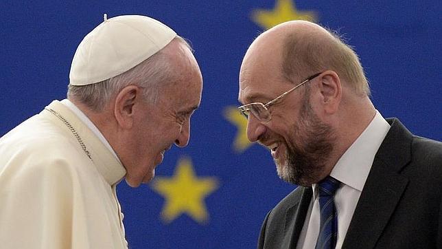 Resultado de imagen de papa Francisco en europa