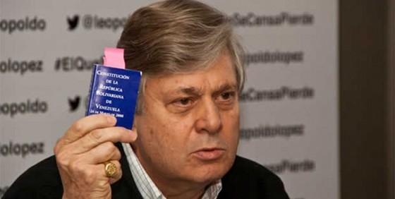 Leopoldo López Gil.