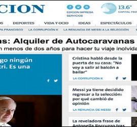 La entrevista del Papa a La Nación de Buenos Aires