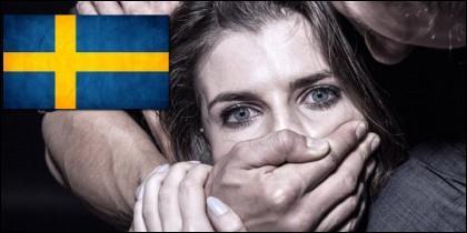 Ataques sexuales en Suecia