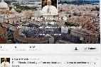 Francisco triunfa en twitter