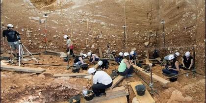 Nuevo impulso a la investigación en Atapuerca
