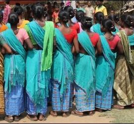 Manos Unidas, con las mujeres en India