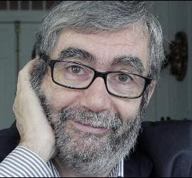 El escritor Muñoz Molina.