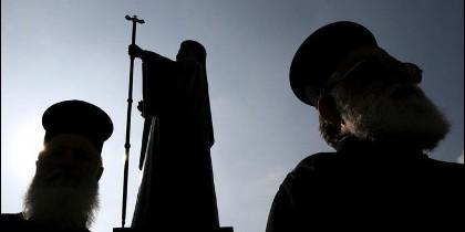 Obispos ortodoxos, a la gresca