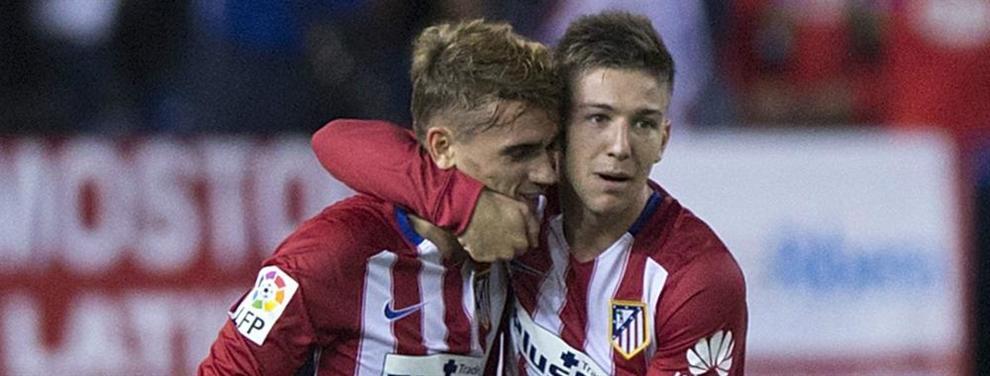 El gran deseado del Barça en el Atlético de Madrid no es Vietto