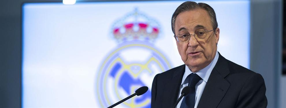 El Real Madrid quiere romper el mercado de pases con un refuerzo sorpresa