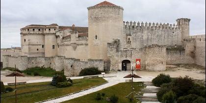 Imagen del Castillo de Cuellar
