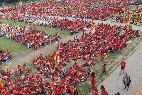 Miles de jóvenes españoles en la JMJ
