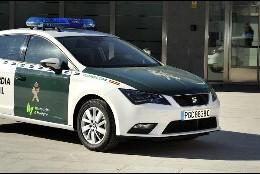 Seat León entregado a la Guardia Civil