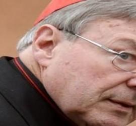 El cardenal George Pell