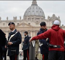 El Vaticano sí ha reforzado su seguridad