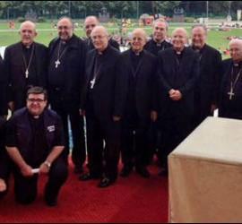 Obispos españoles, en la JMJ