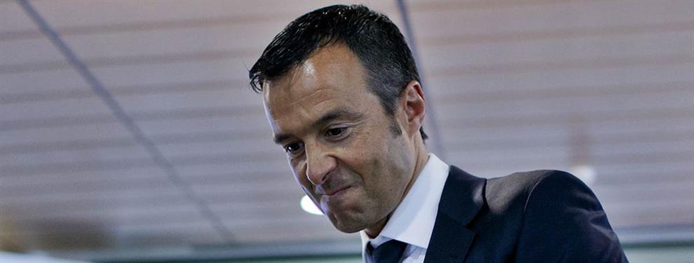 Jorge Mendes quiere volver a hacer negocio con el Valencia