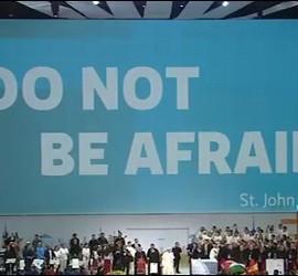 'No tengáis miedo', de Juan Pablo II