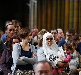 Católicos y musulmanes, juntos