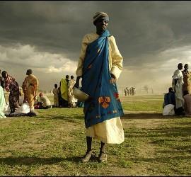 Gente de Sudán del Sur