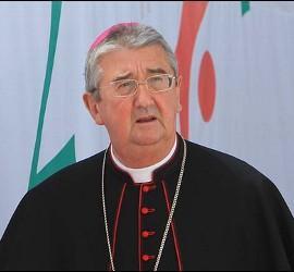 El arzobispo de Dublín, Diarmuid Martin