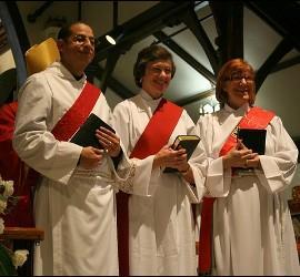 ¿Diáconas en la Iglesia?