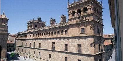 Imagen del Palacio de Monterrey en Salamanca