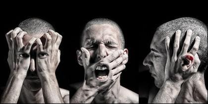 Ser humano: oir, hablar y ver.