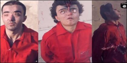 La ejecución en Mosul