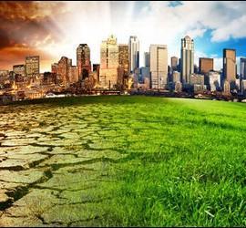 Planeta Tierra, clima, gases invernadero y calentamiento global.