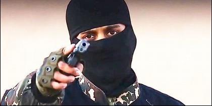 Un terrorista islámico.