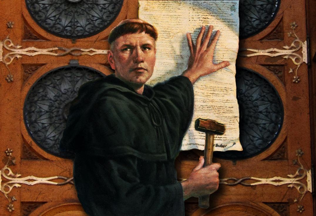 Resultat d'imatges de Lutero