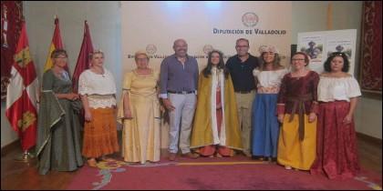 Presentación en la sede de la Diputación Provincial del evento