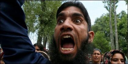 Islam, violencia, terrorismo, fanático.