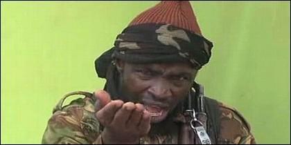 Abubakar Shekau (BOKO HARAM).