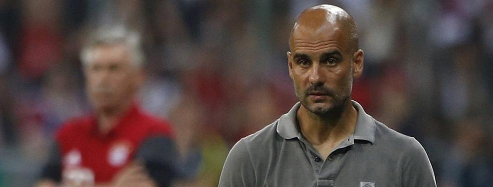 El 'crack' del City que ha dejado a Guardiola con la palabra en la boca