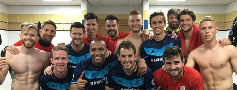 Sin lugar a la duda, Middlesbrough es un equipo que pone mucho huevo...