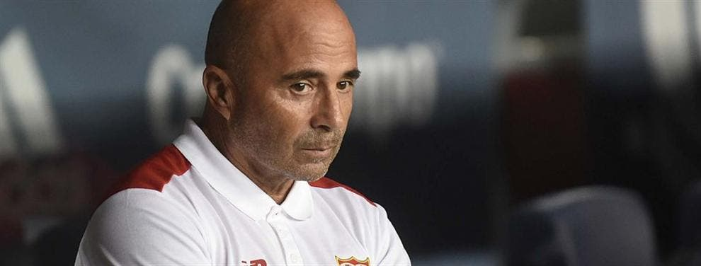 Un histórico jugador de Sevilla ya pide la renuncia de Jorge Sampaoli
