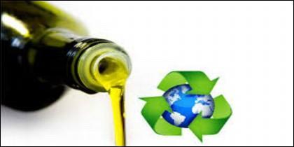 Año 2015 positivo en lo que a reciclaje de aceite en la Comunidad se refiere