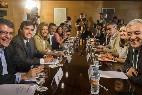 Nadal y Garicano, en la negociación entre PP y Ciudadanos.