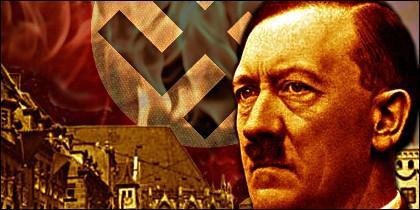 Adolf Hitler y los nazis.