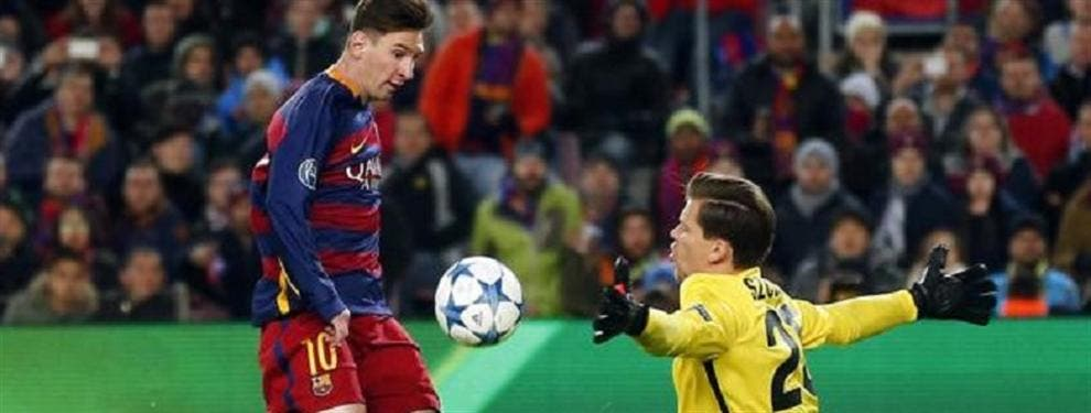 Lionel Messi, el rey de la UEFA: marcó el gol más lindo de la temporada