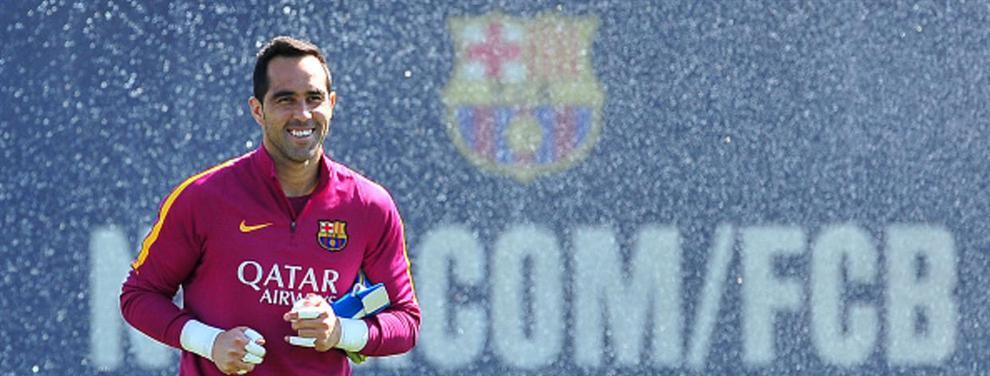 Sorteo de Champions: ¡Claudio Bravo regresa al Camp Nou con el City!