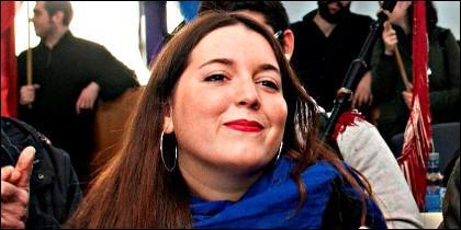 Angela Rodríguez (EN MAREA - PODEMOS).