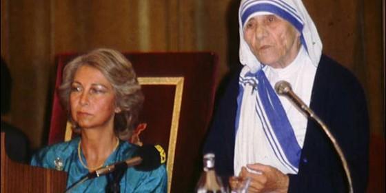 Imperor.net: Новости: аристократия, монархия, luxury, история Королева София посетит мессу, на которой канонизируют мать Терезу