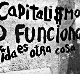 Economia, socialismo, protesta, libre mercado y capitalismo