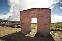 Puerta del Sol Tiwanaku