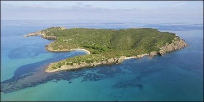 La isla de Colom