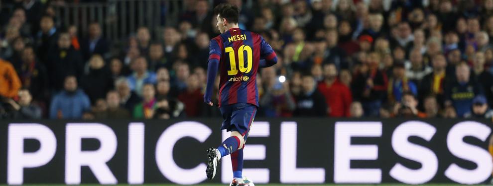 Las mejores jugadas de Leo Messi